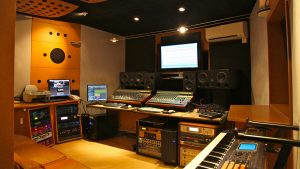 Recording Studio In Birmingham